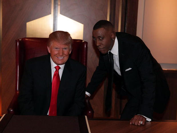 """The Celebrity Apprentice"" winners"