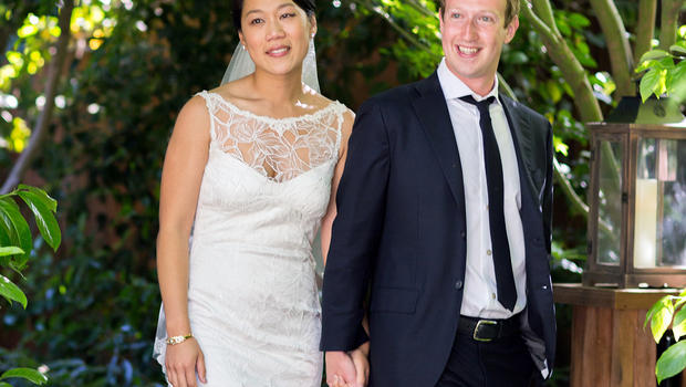 Paul chan wedding
