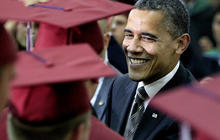 Obama praises Joplin students' perseverance