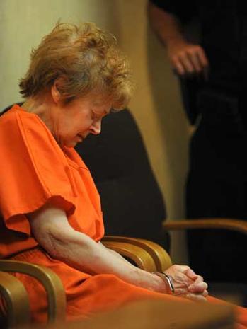 Grandma convicted of murdering grandson