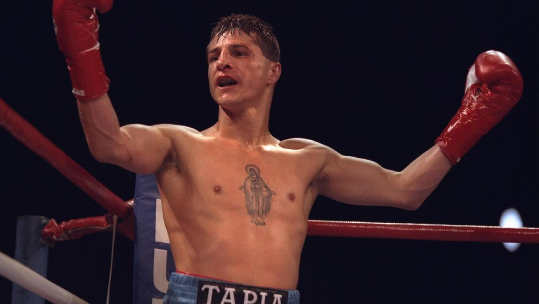 Джонни в ринге