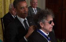 Bob Dylan, Madeleine Albright awarded Medal of Freedom