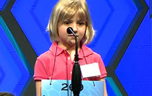 6-year-old is youngest spelling bee contestant