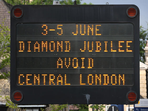 Diamond Jubilee preparations