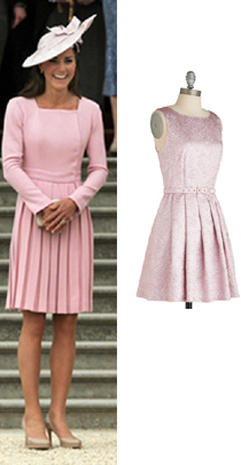 Want to duplicate Kate's Diamond Jubilee fashion?