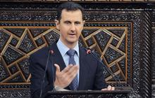 Alleged massacre in Syrian village of Hama