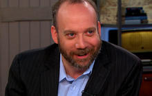 "Giamatti on going sleazy in ""Rock of Ages"""