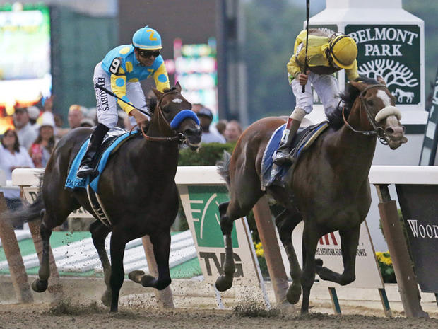 2012 Belmont Stakes