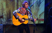 Shawn Colvin talks about writing memoir