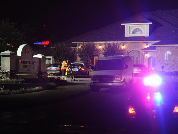 Auburn shooting suspect surrenders