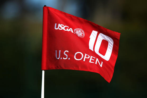 2012 U.S. Open golf tournament