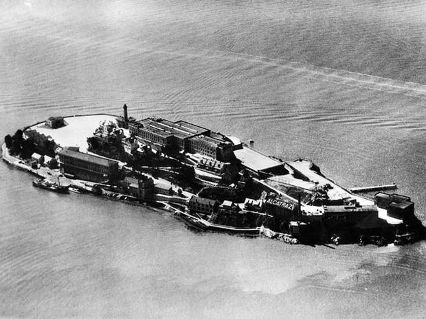 Alcatraz marks 50th anniversary of fabled escape