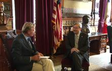 """Branstad: WI """"in play"""" for Romney, feels good about Iowa"""