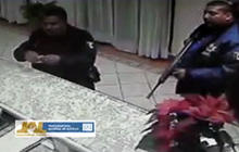 Mexican police-cartel deadly kidnapping - caught on tape