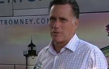 Romney responds to Obama's immigration move