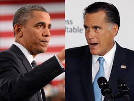 Obama and Romney duel it out over economy