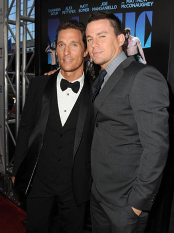 """Magic Mike"" premieres in Los Angeles"