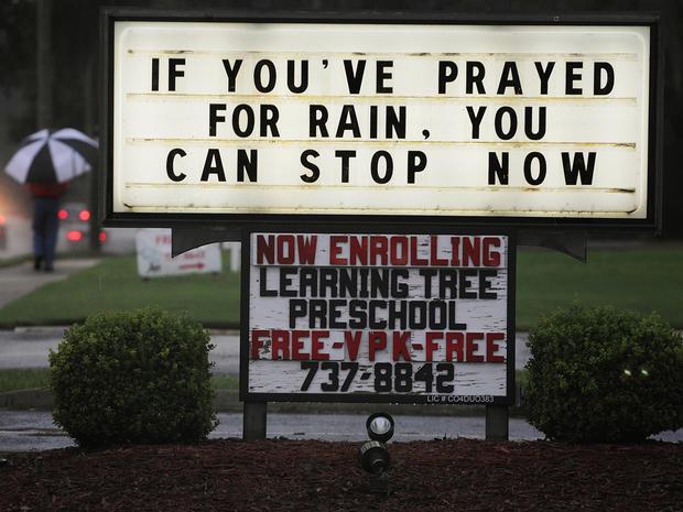 杰克逊维尔,佛罗里达州,德比,热带风暴