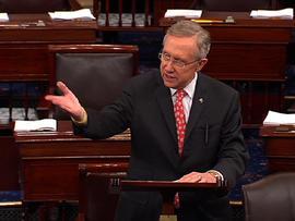 "Reid tells GOP on health care: ""Stop re-fighting yesterday's battles"""