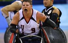 Nick Springer, U.S. Paralympic athlete