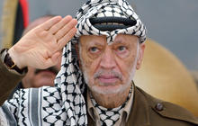 Yasser Arafat's body could be dug up for tests