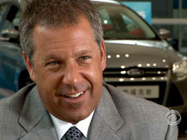 Joe Hinrichs, a top executive at Ford in China, explains how the American carmaker is thriving in the Asian country