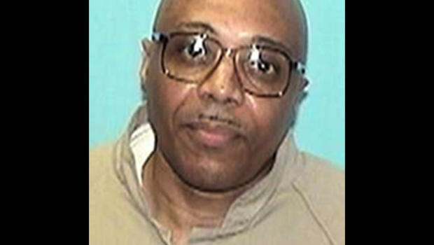 <b>...</b> by the Illinois Department of Corrections shows inmate <b>Andre Davis</b>. - 120706-Andre_Davis-AP120706121809