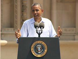Obama on poor jobs numbers