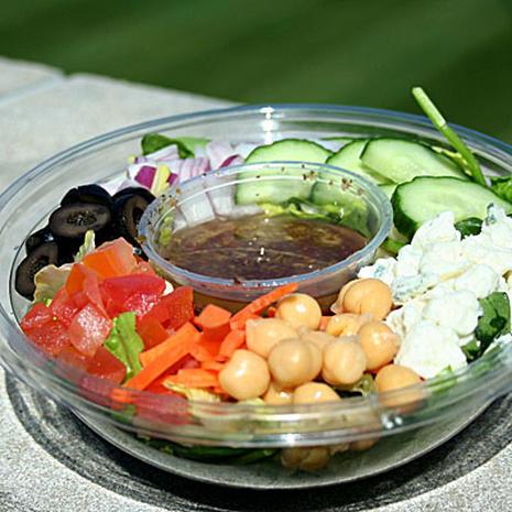 Healthy eats at each Major League ballpark