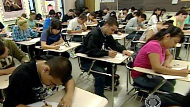 U.S. education spending tops global list, study shows - CBS News