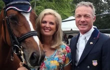 Ann Romney's horse heading to the Olympics