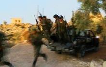 Red Cross calls Syria uprising a civil war