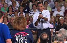"Romney: I will pick ""conservative"" running mate"
