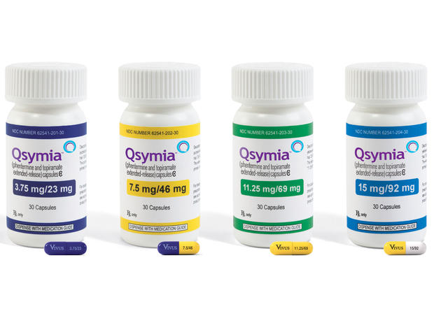 Qsymia, Qnexa, weight loss drug, obesity pill