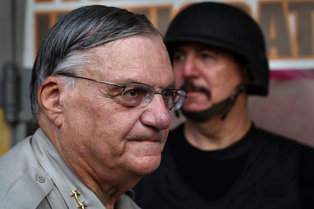 "Joe Arpaio: Self-proclaimed ""Toughest sheriff in America"""