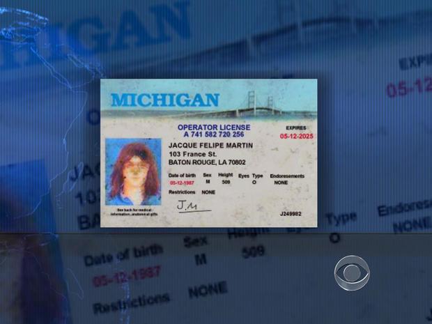 bulgaria, michigan, drivers license