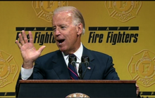 "Biden: ""I had to ask my wife five times to marry me"""