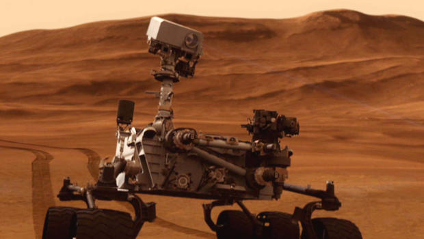 New Mars rover targets red planet's biggest mysteries ...