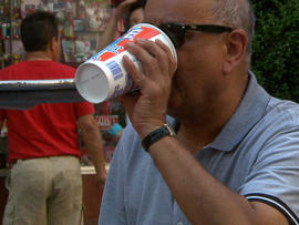 Under the NYC proposal, sugary drinks could not be served in containers larger than 16 ounces.