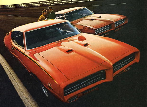 15 cars that impacted America