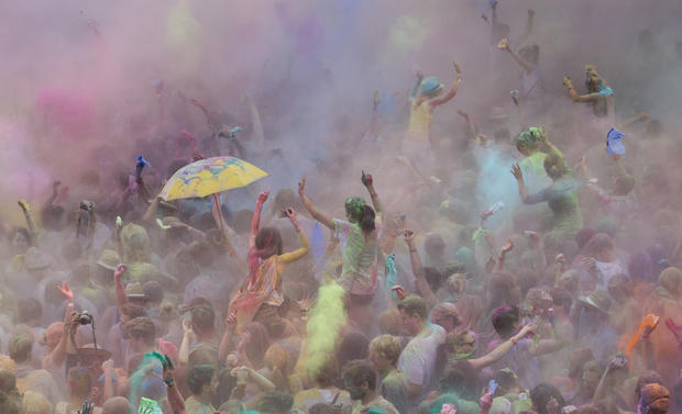 Germany's festival of colors