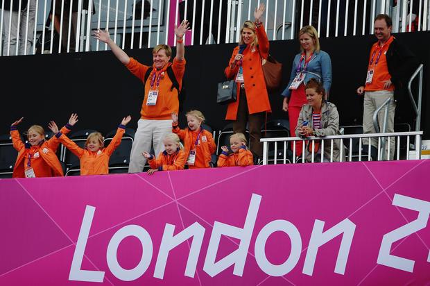 Royals at the Olympics