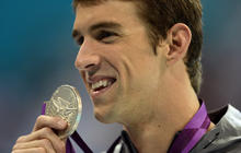 Phelps makes Olympic history with 19th medal