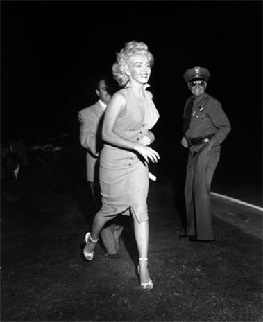 Marilyn Monroe: Fashion icon
