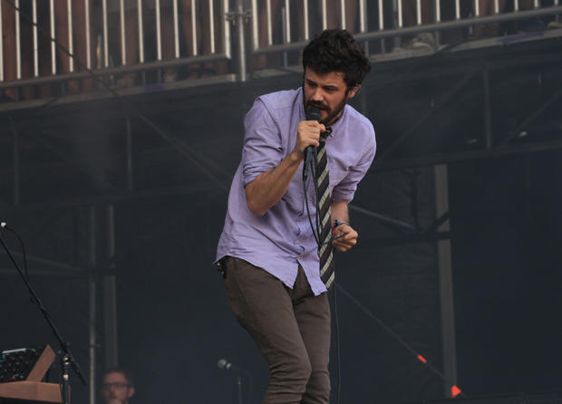 Scenes from Lollapalooza 2012
