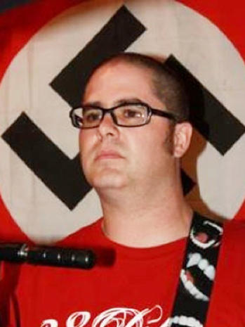 "Suspect in Wis. shooting: ""Frustrated neo-Nazi"""