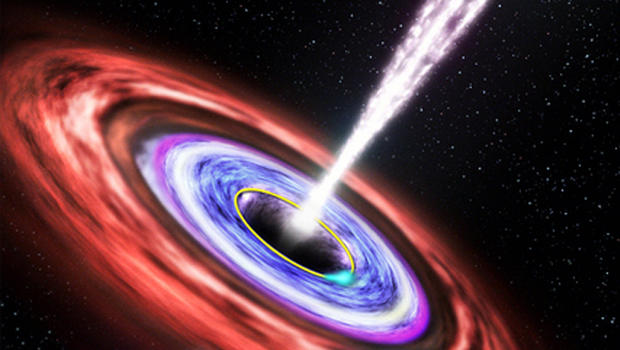 black holes detected - photo #34