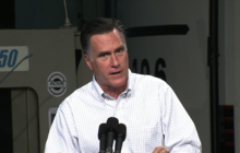 Romney says he'll put work back in welfare