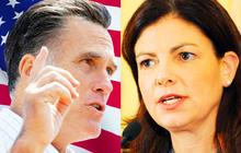 Romney's potential vice presidents
