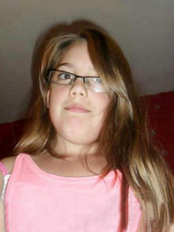 UK police search for missing schoolgirl